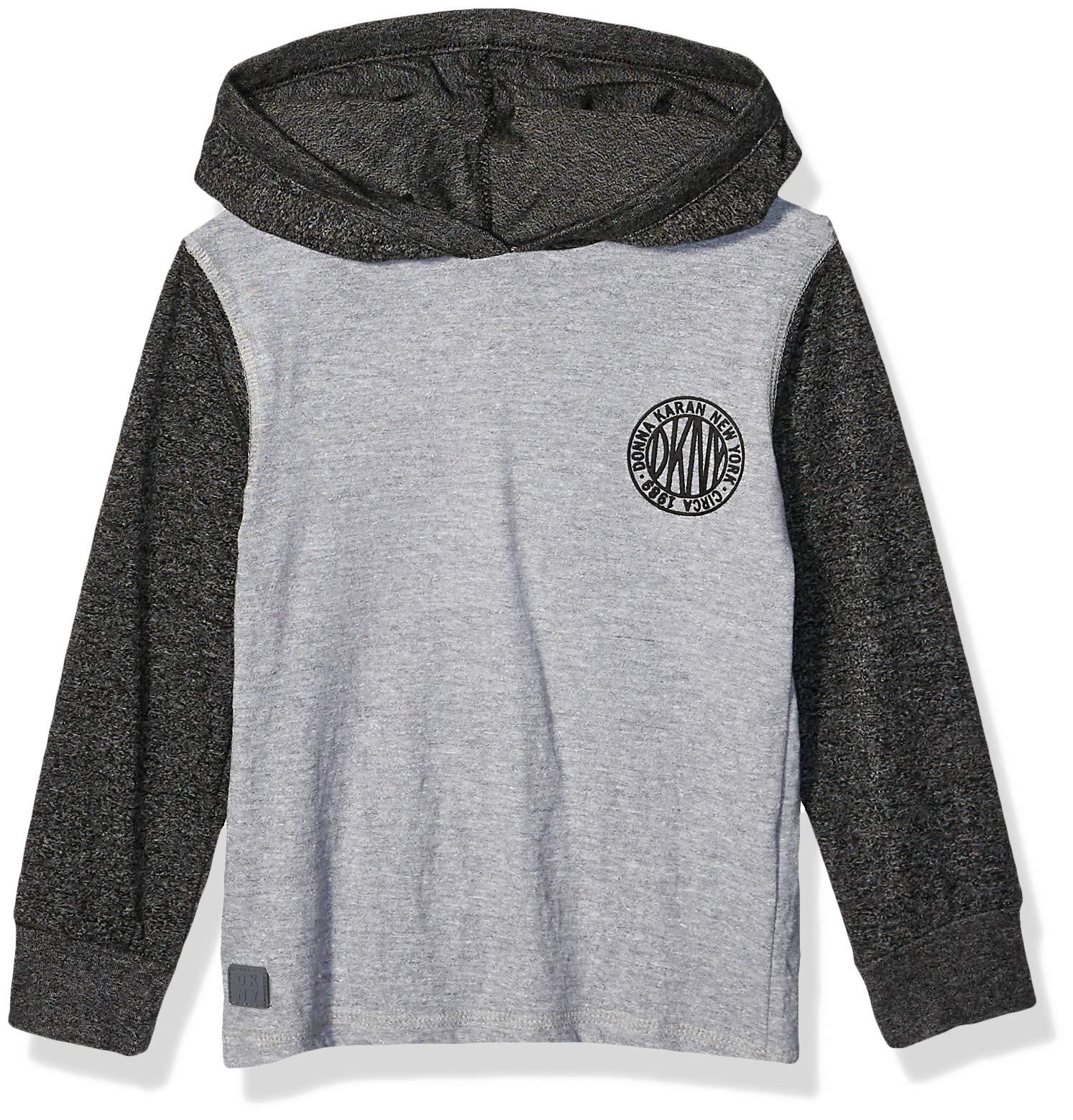 DKNY Boys' Long Sleeve T-Shirt (More Styles Available)
