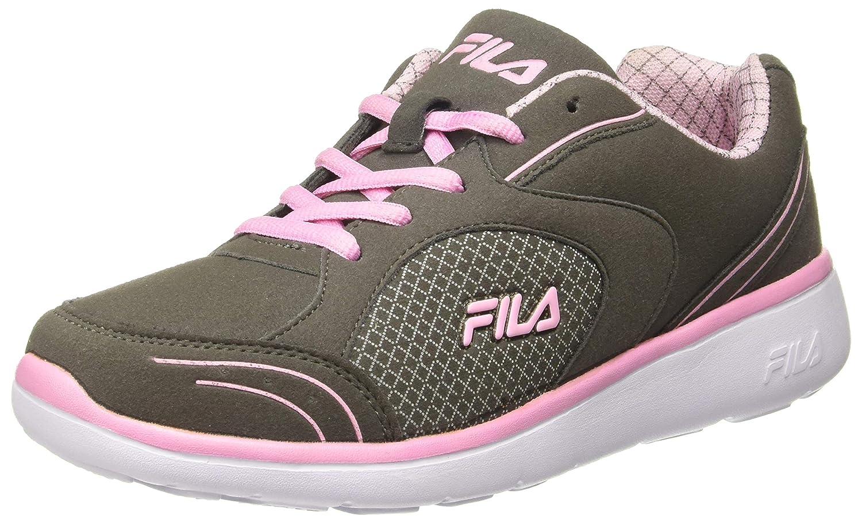 Fila Women's Grey Rubber Running Shoes
