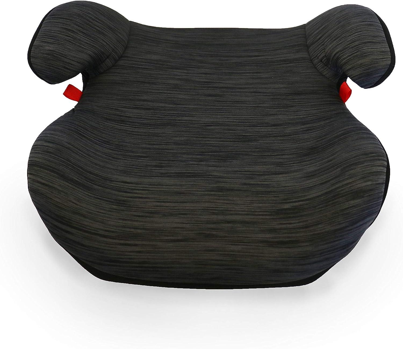 Bily No Back Booster Car Seat Black