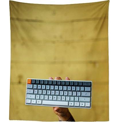 Westlake Art Tapiz para colgar en la pared, espacio para teclados, fotografía, decoración