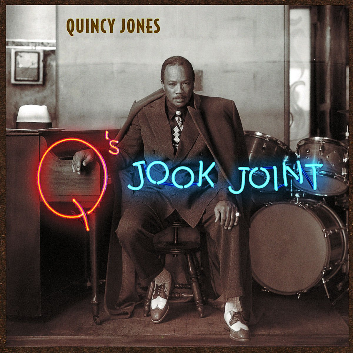 Q's shop Jook Reissue Joint Sale Special Price