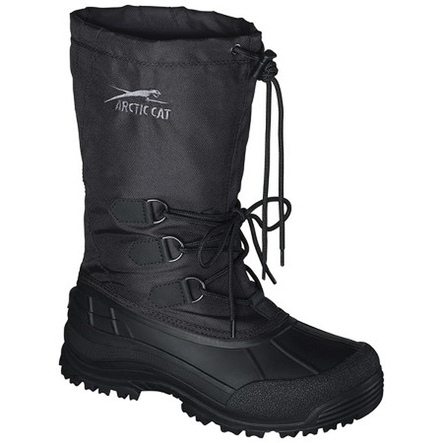 ARCTIC CAT Men's SHERBROOK Insulated Winter Boots Black 240599RM