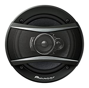 Pioneer TS-A1675R 3-way Coaxial Car Speakers