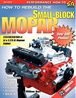 chrysler engine overhaul manual haynes techbook john haynes how to rebuild the small block mopar