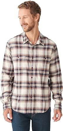 Lucky Brand Men's Long Sleeve Button