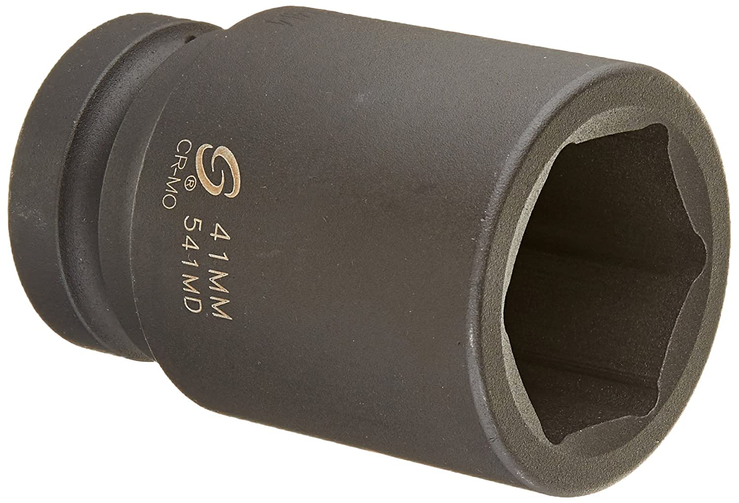 Sunex 541MD 1' Drive Deep 6 Point Impact Socket 41mm Sunex International