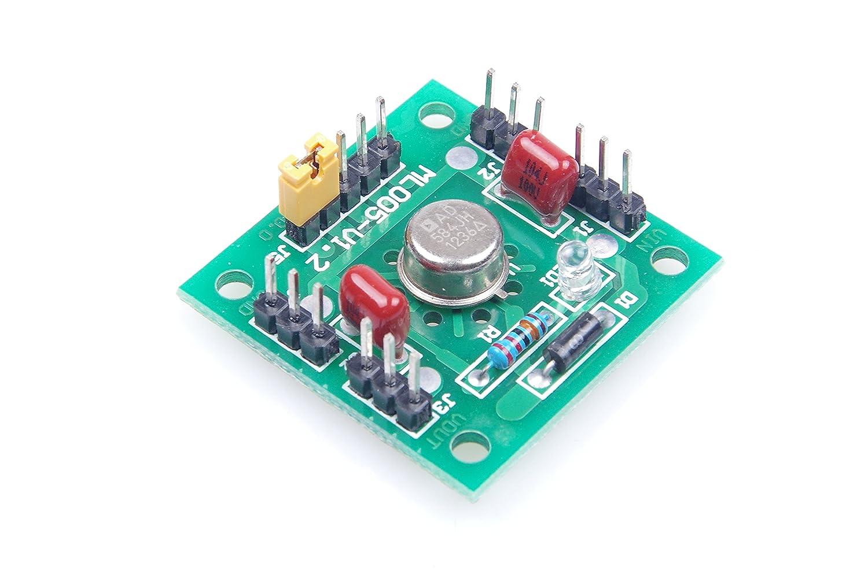 4 Channel AD584 2.5V// 5V// 7.5V// 10V High Precision Voltage Reference Module