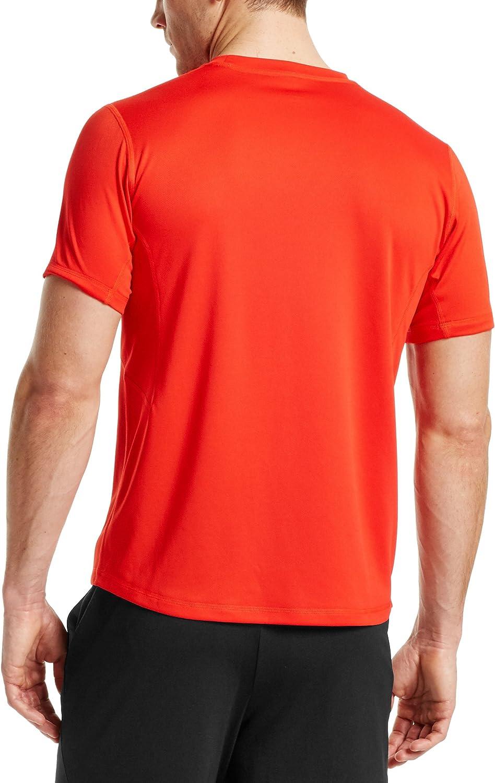 Mission VaporActive Performance Compression Shirts Mens M Orange
