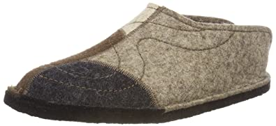 0eed5796f4c6 Haflinger Unisex-Erwachsene Flair Puzzle Pantoffeln  Amazon.de ...