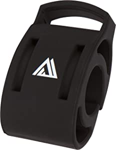 Bicycle Watch Mount from KOM Cycling - Garmin Forerunner Bicycle Mount Kit - Designed for Garmin Forerunner Watch Series and Other Watches