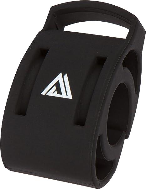 Soporte de reloj para bicicleta de KOM Cycling - Coloca tu reloj en tu bicicleta - Diseñado para Garmin Forerunner Watch Series y otros relojes: Amazon.es: Deportes y aire libre