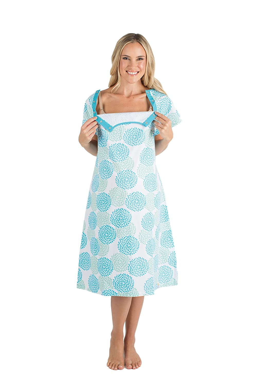 94f0a57e864e2 Baby Be Mine Gownies - Delivery Maternity Hospital Gown Labor Kit:  Amazon.ca: Clothing & Accessories