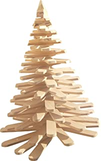 Sapin bois flotté grand modèle, déco de noël tendance, look nature ...
