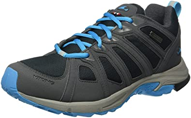 Viking Impulse, Chaussures Multisport Outdoor Homme, Gris (Dark Grey/Petrol 9155), 44 EU