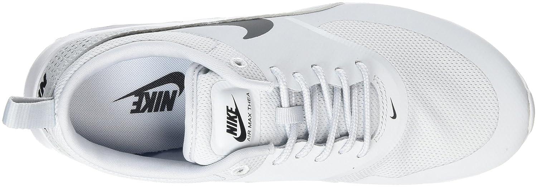 Nike Air Max Thea 599409 Damen Laufschuhe, Elfenbein (Pure