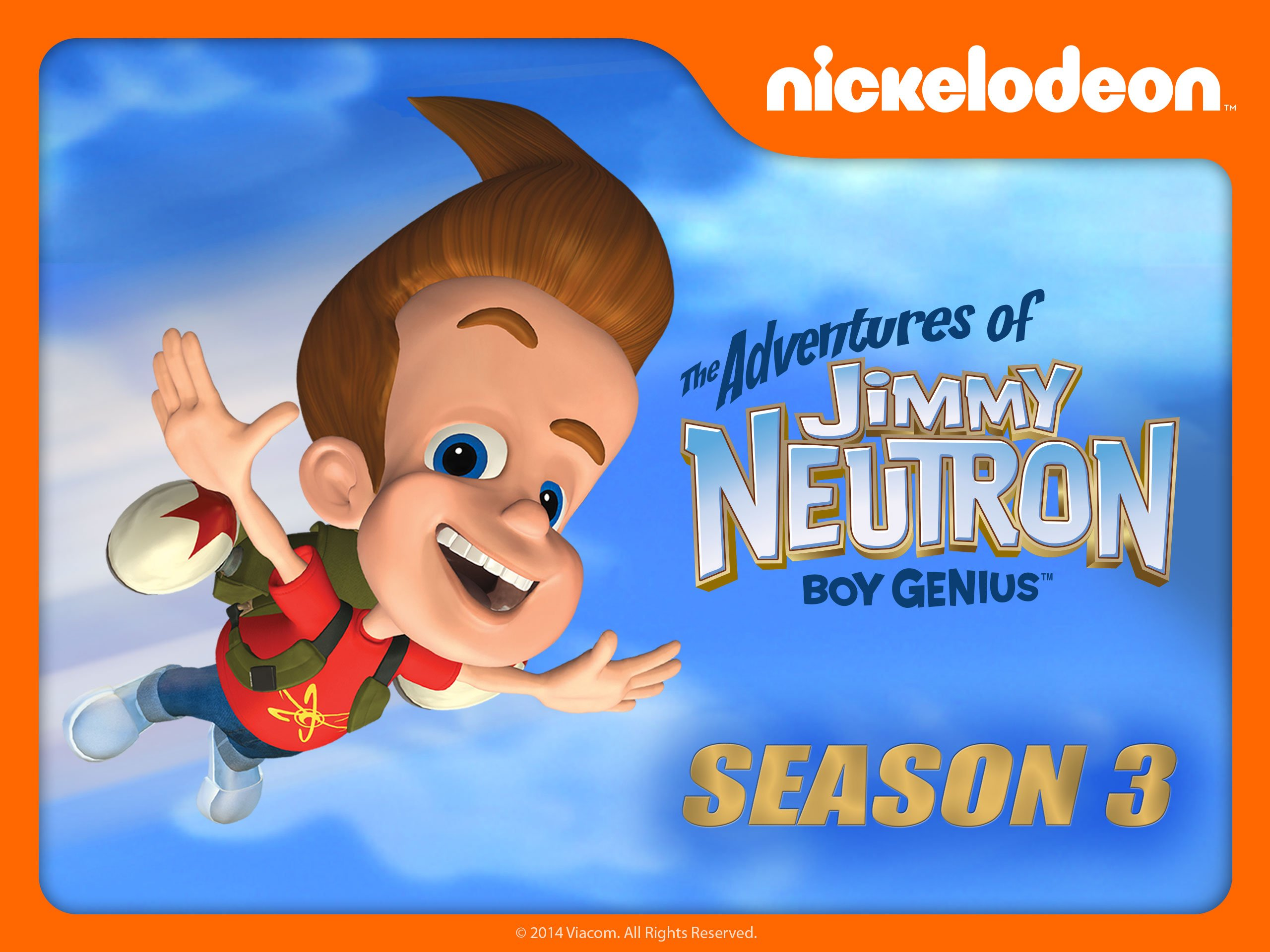 Amazoncom Watch The Adventures Of Jimmy Neutron Boy Genius Season
