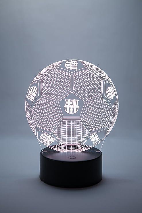 Oficial Balon del FC Barcelona Lámpara 2017-2018 pelota de ...