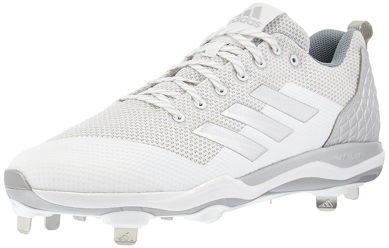 adidas Men's Freak X Carbon Mid Baseball Shoe B01MY0H345 7 D(M) US|Ftwr White, Silver Met., Light Grey