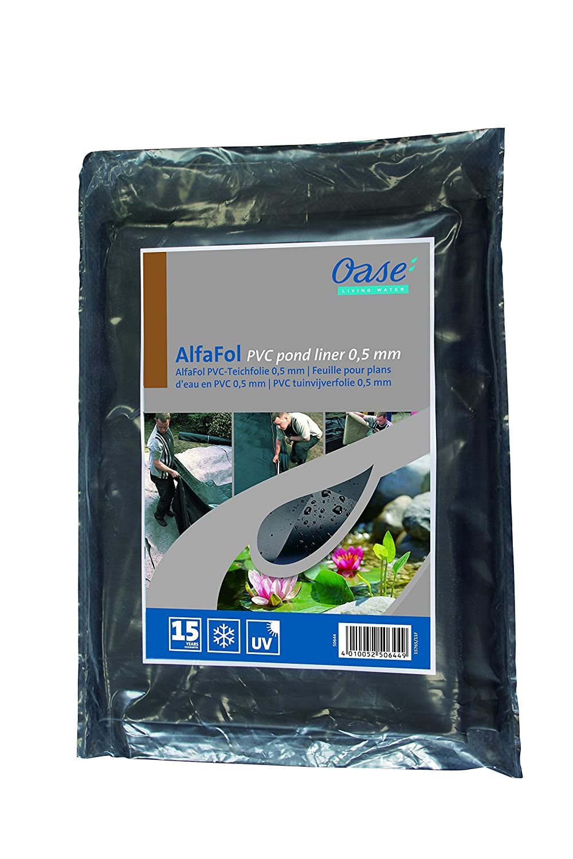 Oase Alfafol Pre Packed 0.5mm/6x 6m–black 50658