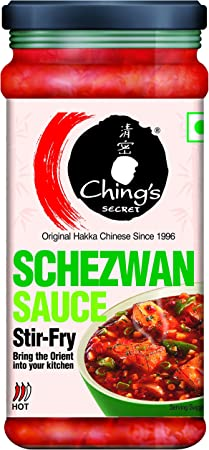 Ching's Schezwan Stir Fry Sauce, 250g