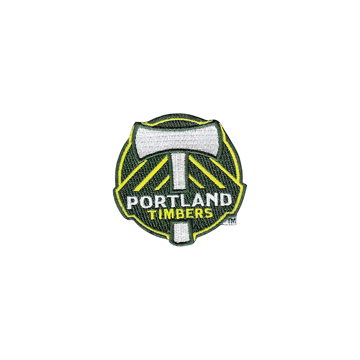 Portland Timbers Tumbler with Emblem and Hunter Green Lid 16oz Tervis 1131627 MLS Clear