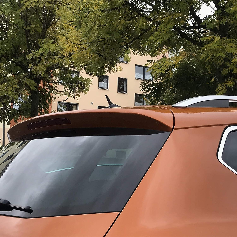 4 8cm High End Antenne Rund Nicht Oval Passgenau Waschanlagenfest Renaul T Zoe Megane Captur Kadjar Alaskan Scenic Ab Bj 2009 Clio Ab Bj 2009 Twingo Ab Bj 2009 Auto