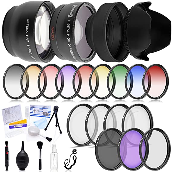 Review Multi-Piece Advanced Lens Package