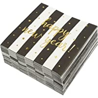 Servilletas de cóctel–desechables servilletas de papel de fiesta–varios diseños de fiesta