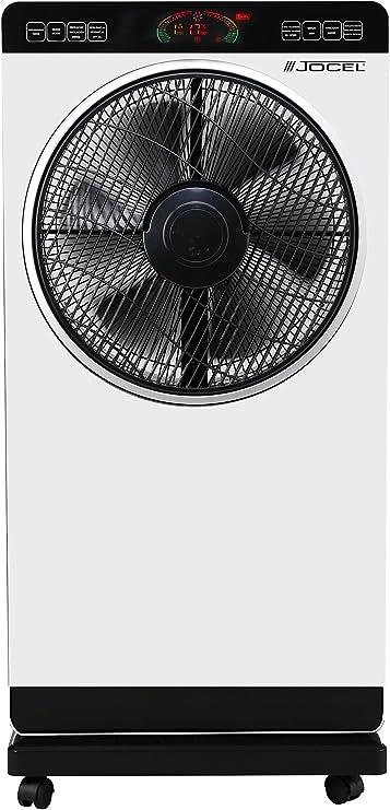 Jocel JVAB030528 Ventilador nebulizador, 80 W, 2 litros, Plástico ...