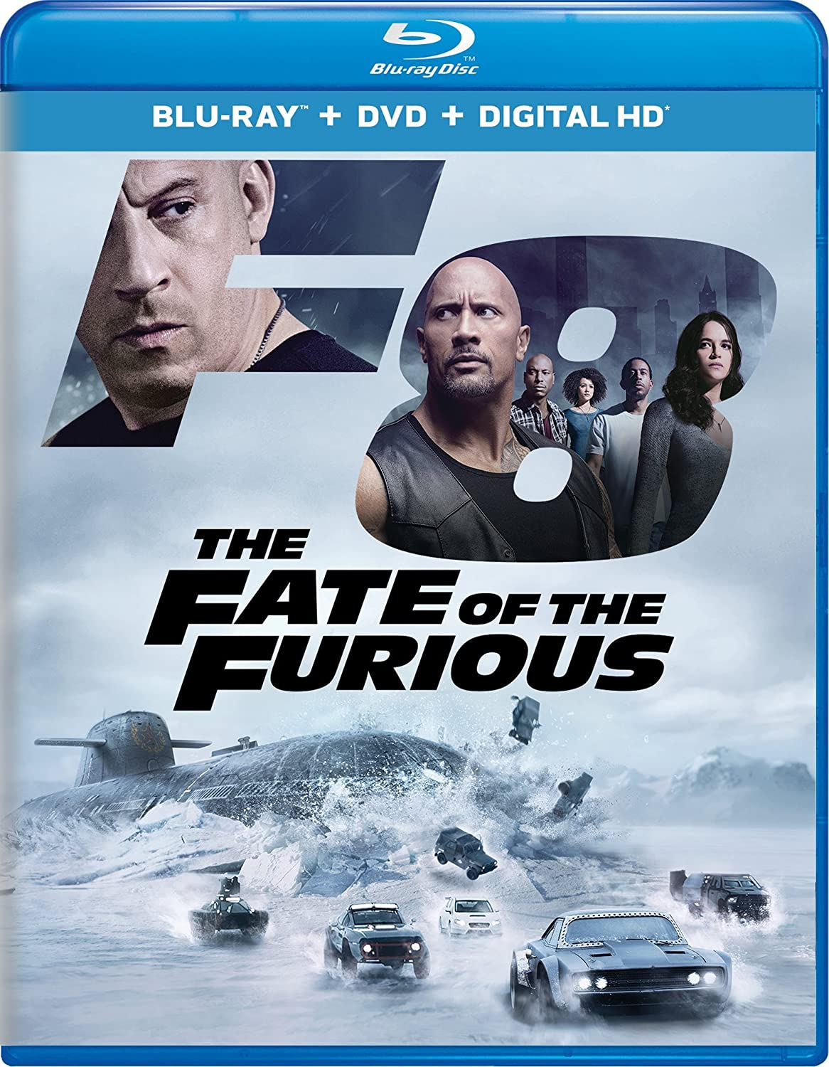 The Fate of the Furious (2017) 1080p 5.9GB BluRay [Hindi DTS 5.1 – English DD5.1] Msubs MKV