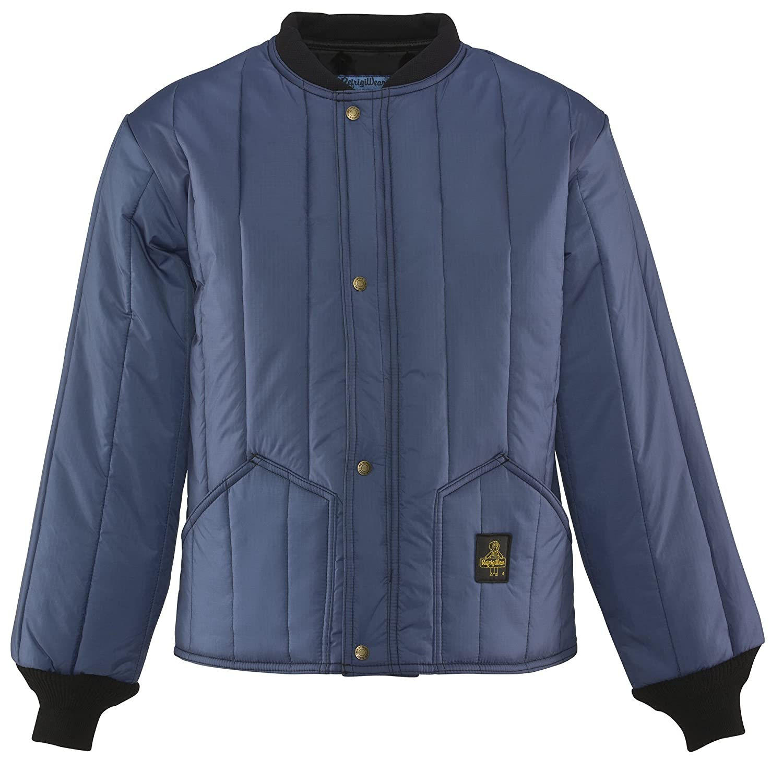 Refrigiwear OUTERWEAR メンズ ネイビー Medium Mediumネイビー B0749SCB9P