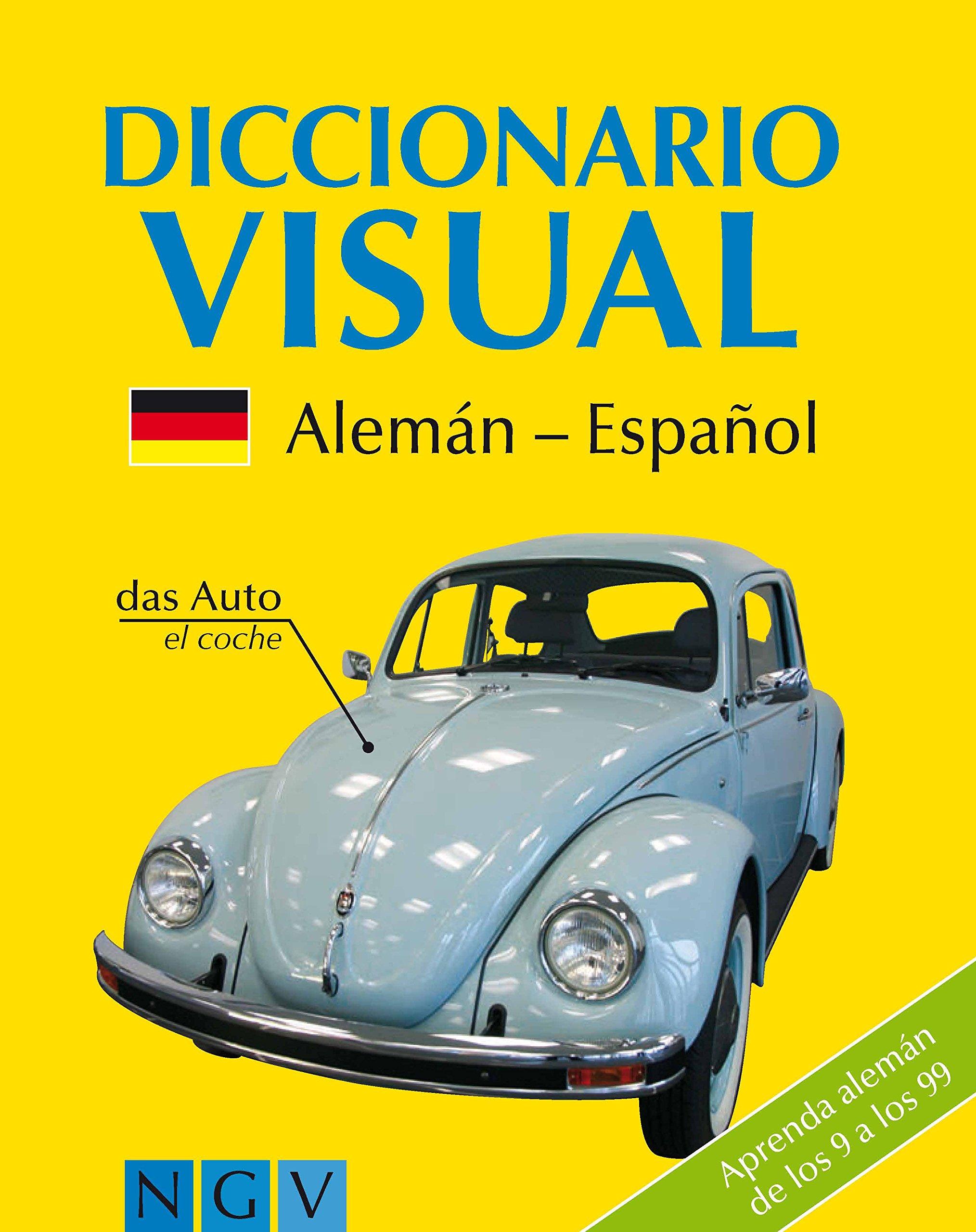 Diccionario Visual Alemán-Español (Spanish) Paperback – 2013