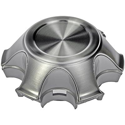 Dorman 909-114 Plastic Wheel Center Cap for Select Toyota Models, Brushed Aluminum: Automotive