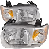 Ford Escape Headlights Headlamps OE Style Replacement Driver/Passenger Pair New