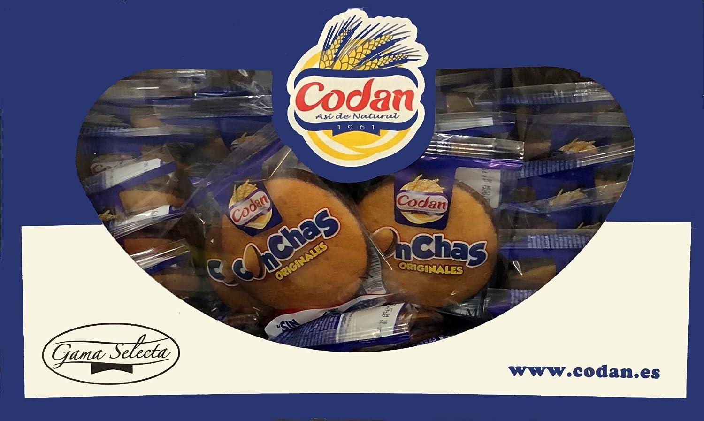 Codan - Conchas - Estuche 28 unidades - 1.68 kg: Amazon.es: Alimentación y bebidas