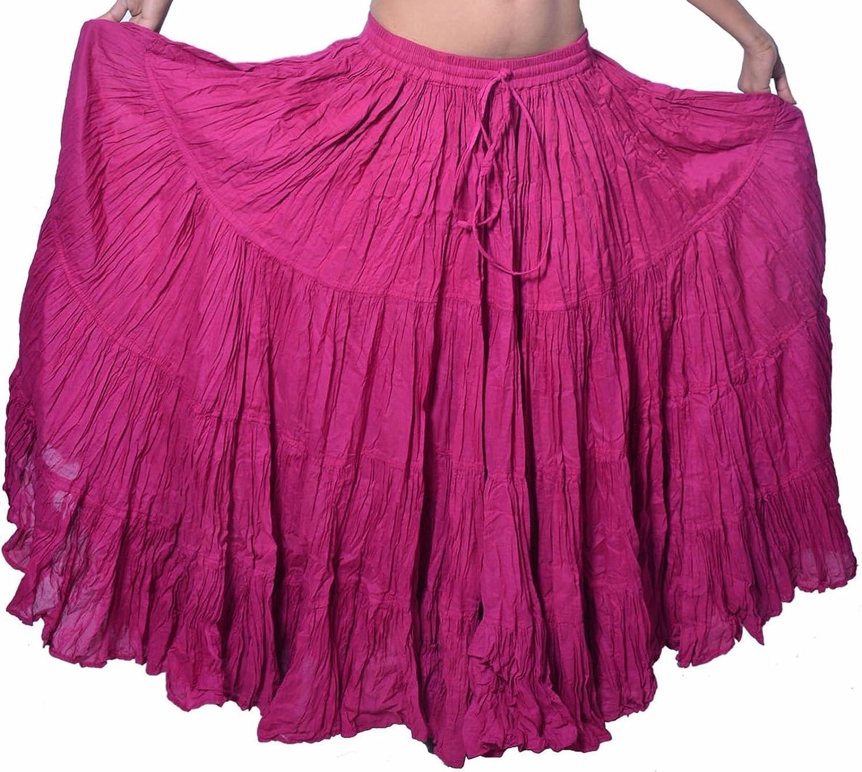 Dancers World Ltd (UK Seller) Plain 25 Yard Yards Tribal Gypsy ...