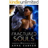Fractured Souls (Darkstar Mercenaries Book 3)