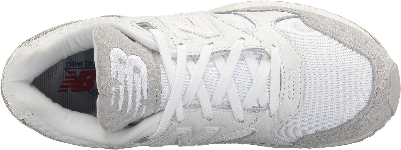 New Balance Damen W530pik Sneaker White/Silver Mink