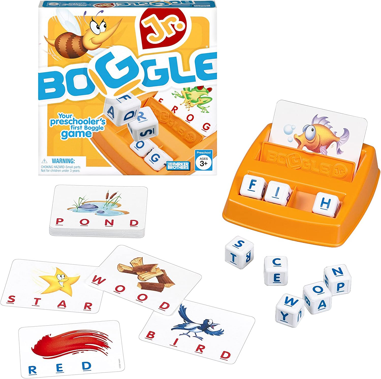 Boggle Junior Board Game