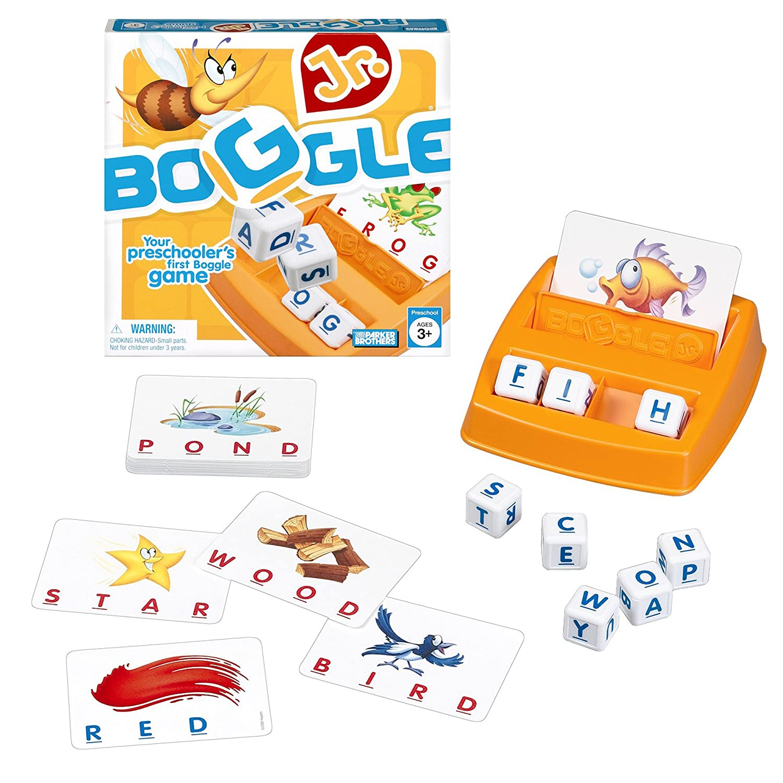 Amazon Boggle Junior Game Toys & Games