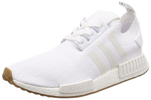 adidas NMD R1 PK Zapatillas, Negro, 40 EU: Amazon.es: Zapatos y complementos