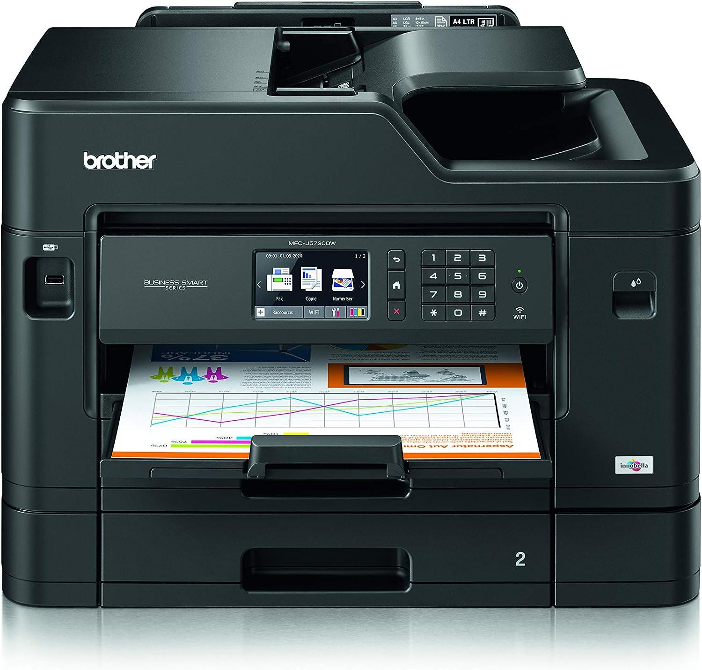 Brother MFCJ5730DW - Impresora multifunción tinta color: Brother ...