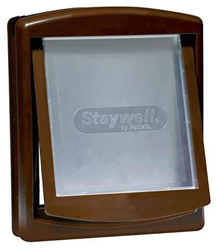 Amazon Staywell Original 2 Way Dog Door With Security Panel