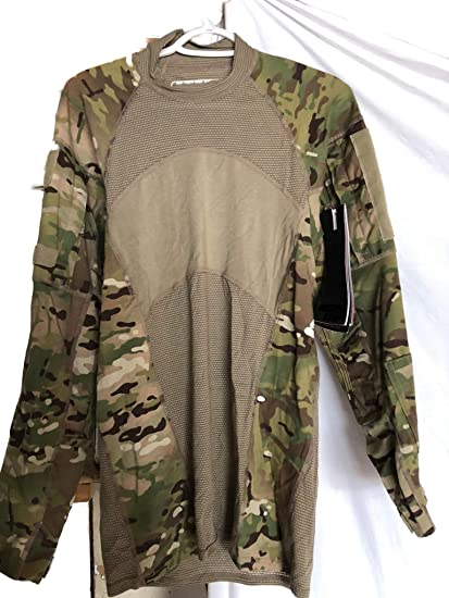 Image Unavailable. Image not available for. Color  Multicam Massif Army  Combat Shirt d811b2827b94