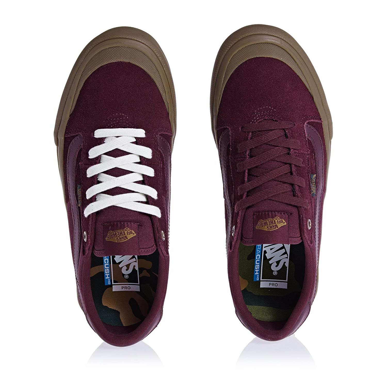 Vans Style 112 Pro Herren Schuhe portroyale gum Low Top