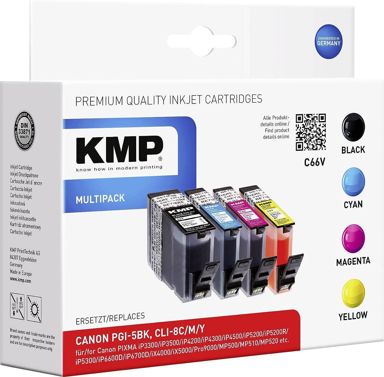 20 Druckerpatronen kompatibel für Canon PGI-5BK CLI-8 Pixma IP4300 MP510 MP600 M