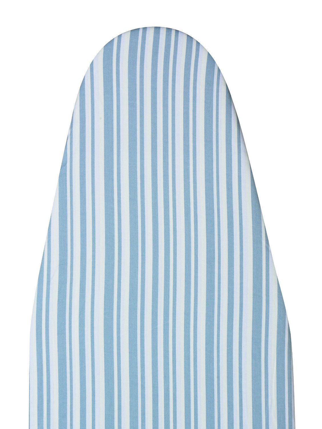 Polder IBC-9554-623 Replacement Ironing Board Pad and Cover for Standard 54'' x 15-17'' Boards, Heavy Use, Beach Stripe
