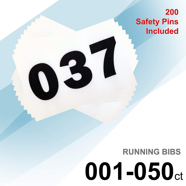 即日発送 レース番号 ランニング用ビブ 5k 5.5インチ マラソン スポーツ競技競技用 - 5.5インチ X X 8.25インチ マラソン B07P5L94D7, 工具屋のプロ:acd4027c --- diesel-motor.pl