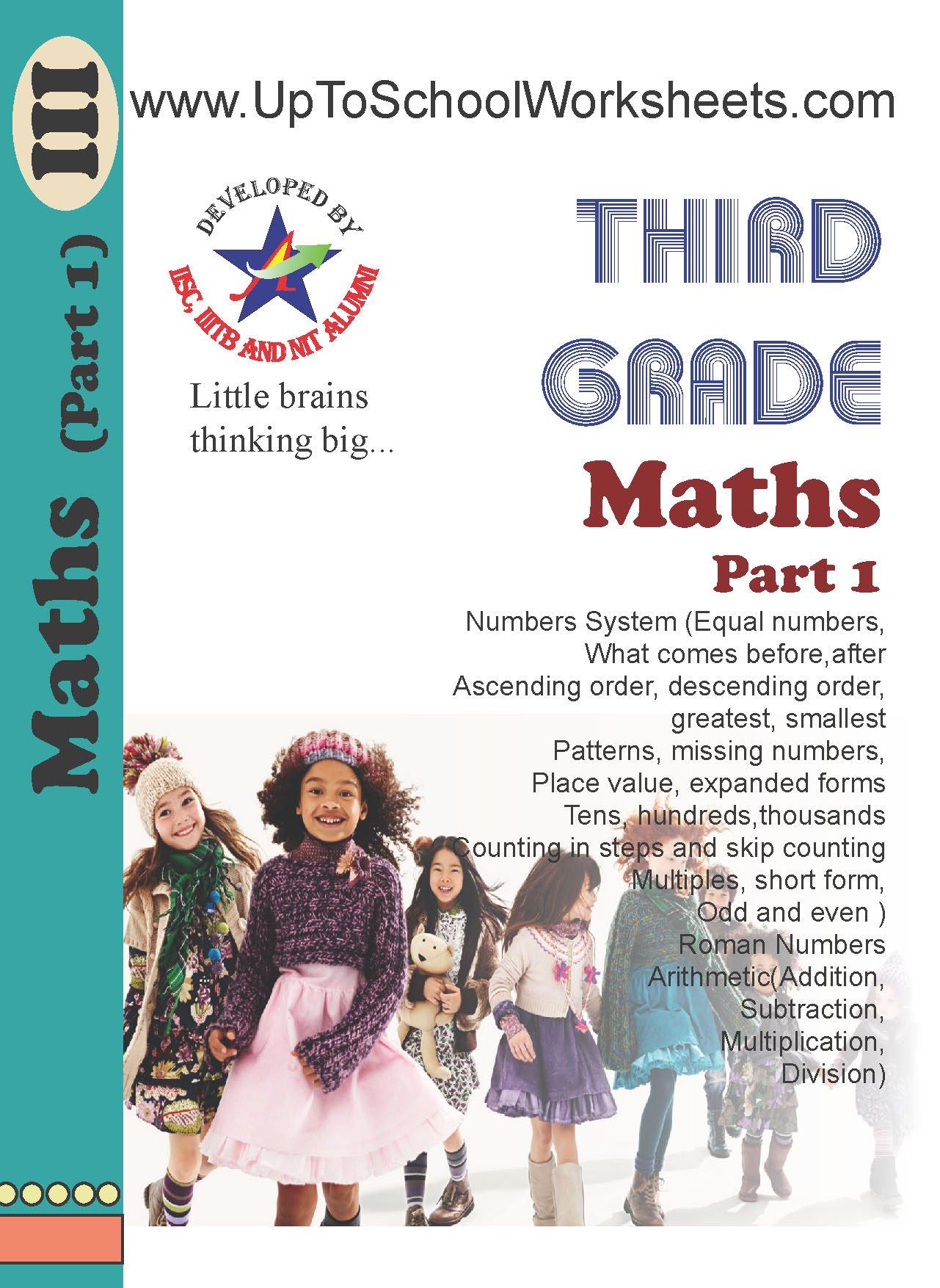 Cbse Class 3 Maths Worksheets Multiplication
