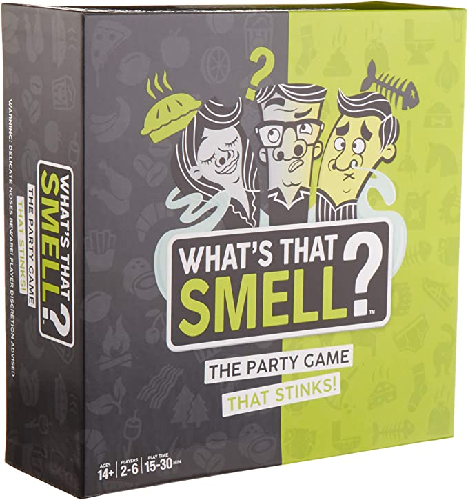 What's That Smell? The crazy Party Game That Stinks !